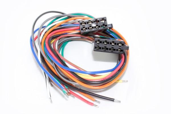 Sinuslive ISO-S Stecker Strom und Lautsprecheranschluß für Autoradios