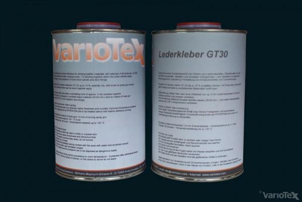 Variotex GT30 Universalklebstoff GT-30 ( 1000 ml ) Klebstoff Lederkleber Kleber