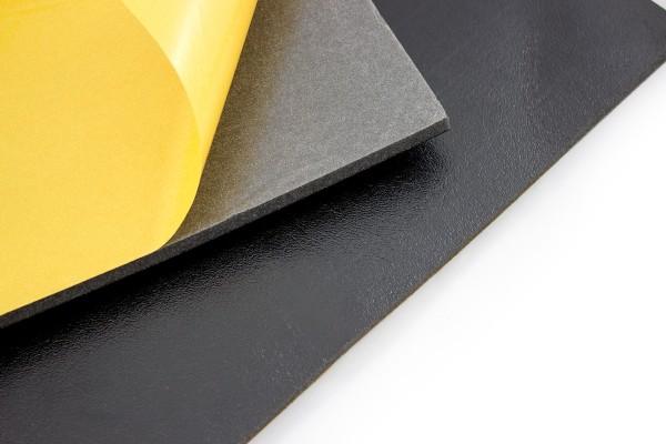 Dämmschaummatte DSM Matte 10 x 1.000 x 500 x 20mm Schallschutz Kälteschutz Wärmeschutz