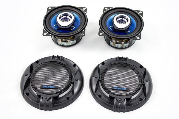 Sinustec ST-100c 2-Wege Koaxialsystem Lautsprechersystem Durchmesser 10cm