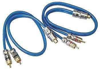Sinuslive YA2 50 cm Kabel Y-Kabel Stecker Kabel Anschlußkabel