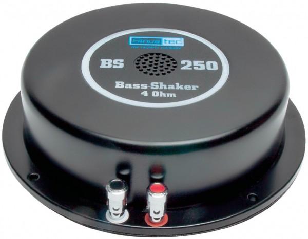 Sinustec Bass-Shaker ST-BS250i 4 Ohm / + 4 x G-44 Gummidämpfer