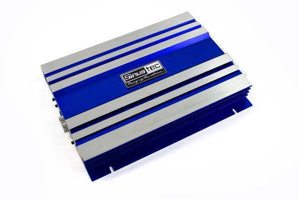Sinustec ST-A 4150 4-Kanal fuer Koaxial und 2-Wegesysteme Lautsprecher