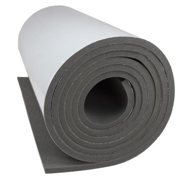 Schallabsorber XG+ 6m² (Größe 6000 x 1000 x 20mm selbstklebend) Schallschutz Kälteschutz Wärmeschutz