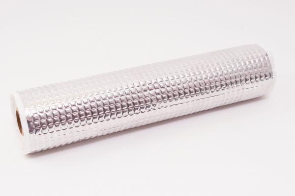 UltraGRID-3D Alubutyl Größe 4m² / 2 Rolle / 50 cm x 4 m / Stärke 2,0mm