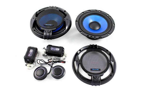 Sinustec ST-165 2-Wegesystem Lautsprechersystem Durchmesser 16,5 cm