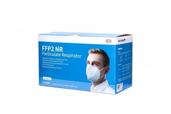BYD Schutzmaske Gesichtsmaske FFP2 Verpackungseinheit 2 Stck.