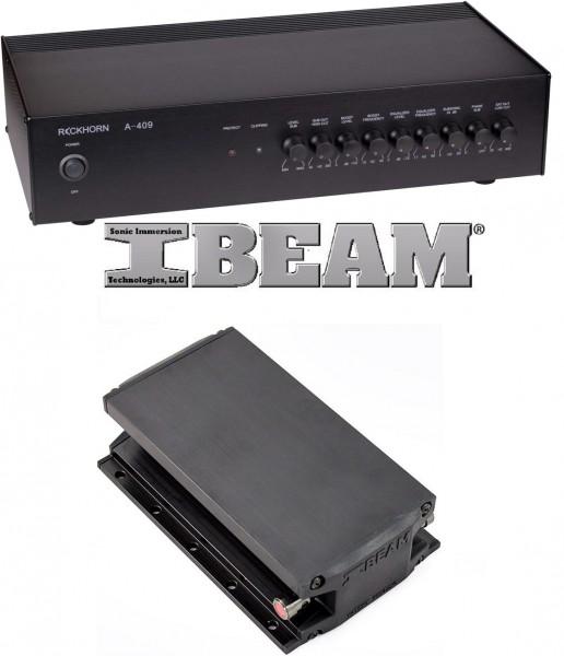 Reckhorn A-409 Neu + IBEAM VT-200 VT 200 Homehifi Higth End Kino Entertainment