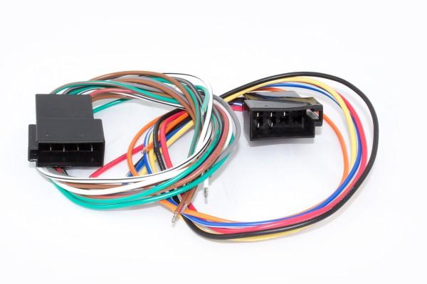 Sinuslive ISO-K Kupplung Strom und Lautsprecheranschluß für Autoradios